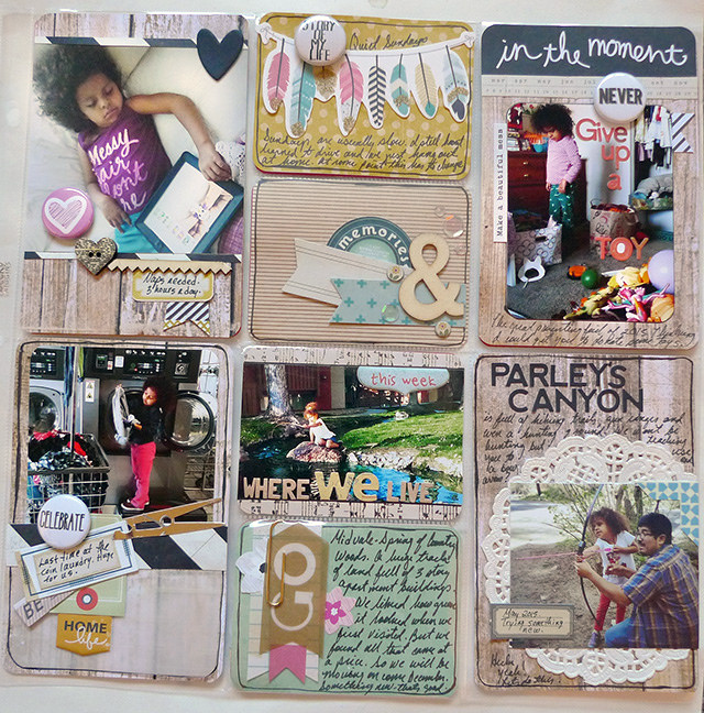 Card_scrapbook_daily_life_flair
